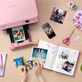 趣印多彩生活 佳能发布4款腾彩PIXMA喷墨打印机新品